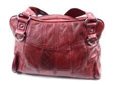 Bolso de mujer mediano en color principal rojo