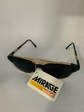 Mirage Comfort Occhiali Black Sunglasses Made In Italy