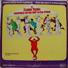 Soundtrack - A Funny Thing Happened On The Way To The Forum LP VG+ UAL 4144