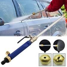 High Pressure Garden Washer Water Spray Gun Nozzle Wand  w/Hose USA