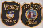 University of Delaware Police patches