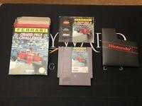 Ferrari Grand Prix Challenge - Nintendo Entertainment System NES (TESTED) PAL