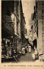 CPA  Le Mont Saint-Michel - La Rue  (633315)
