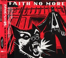 FAITH NO MORE King for a Day ... +1 FIRST JAPAN CD OBI + PIN-UP POCD-1165