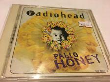 RADIOHEAD PABLO HONEY  ORIGINAL JAPAN JAPANESE EDITION RELEASE CD ALBUM
