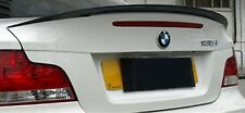 Heckspoiler Spoiler für BMW 1er e82 e88 Coupe M1 135i M Performance Heck Hinten