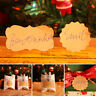 Adhesive Gift Candy Tags Paper Sticky Labels Stickers Packaging Seals Blank Tag
