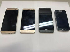 4 X Android Mobile Phones (Spares And Repairs)