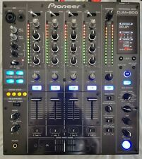 More details for pioneer djm 800 serviced, moded, fully working, 4ch pro dj digital audio mixer