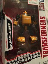 New listing Transformers Netflix War for Cybertron Bumblebee Walmart Exclusive Earthrise