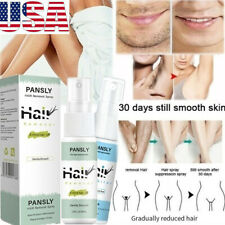 PANSLY Hair Off 30ml Hair Removal Spray Legs Arms Gentle Hair Remover