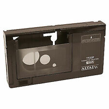 T122F Vhs-c to VHS Cassette Tape Adaptor (battery Powered)