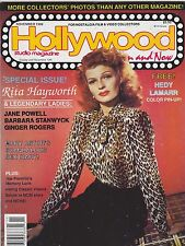 NOV 1988 HOLLYWOOD STUDIO vintage movie magazine RITA HAYWORTH