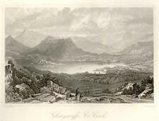 Picturesque Ireland - Bartlett Eng. -1884- GLENGUARIFFE