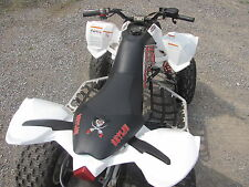 polaris outlaw 450 500 525  GRIPPER seat cover 2006-08