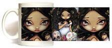 Angel De Los Muertos Fairy Coffee Cup Mug Jasmine Becket-Griffith faery faerie