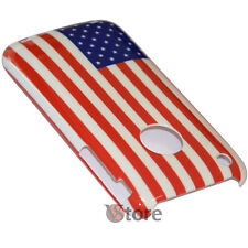 Cover Custodia Per iPhone 3G/3GS Bandiera America USA Americana + Pellicola