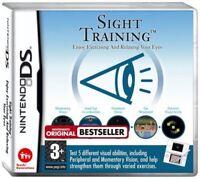 Sight Training - Nintendo DS - New