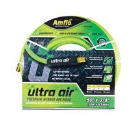 Amflo  Ultra Air  Hybrid Air Hose  1/4 in. NPT   x 50 ft. L 300 psi
