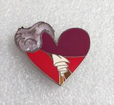Disney Be My Villaintine Villains Heart Captain Hook Valentine Mystery Le Pin
