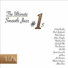 The Ultimate Smooth Jazz #1's Vol. 3 Digipak by Various Artists