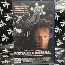 FORTALEZA INFERNAL (Stuart Gordon) VHS . Christopher Lambert, Kurtwood Smith, Lo