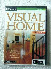 29998-visual Home Deluxe Nuevo Y Sellado [] - PC (2002) Windows XP