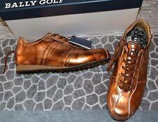 Bally golf señora zapatos de golf talla: 38 oro nuevo