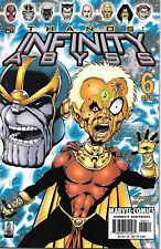 Thanos Infinity Abyss #6 VF/NM Marvel Comics October 2002