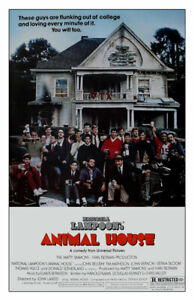 ANIMAL HOUSE REPLICA 1978 MOVIE POSTER
