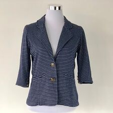 rand New Shilla Seaside Stripe Jacket Size 12 - with tags