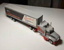 Vintage K6 Kenworth T600A Tractor Trailer HO Diecast Corvette Semi Truck Hauler