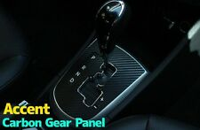 Decal-X Carbon Gear Panel Sheet For HYUNDAI Accent 2011 2015