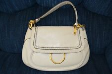 Elliott Lucca off-white leather purse shoulder bag--gently used--great condition