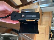 Canon PowerShot G7 X Mark III - 20.1MP Point & Shoot Digital Camera - Black