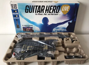 Guitar Hero Live For Iphone, iPad and iPod Touch NO GAME OR DONGLE (Boxed)