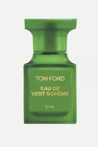 TOM FORD Eau De Vert Boheme Eau de Toilette Spray 1oz / 30 ML Sealed Box