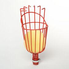 Fruit Picker Basket Fresh Orange Apple Plum Pear Peach for Broom Pole Stick M3