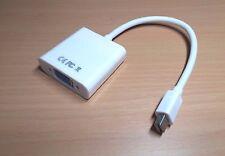 MINI DP to VGA-MINI Display Port a VGA - 15CM piombo per Mac Book