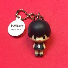 Haikyuu!! Tobi Kageyama Koedarize Mini Figure Chibi Keychain Anime Japan