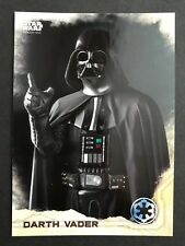 2016 Topps Star Wars Rogue One Series 1 #11 Darth Vader NrMint-Mint