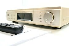 SONY ST-D777ES Audiophile AM FM Stereo DAB Tuner with remote in gold