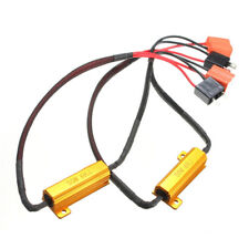 2 x H7 LED DECODER CANBUS resistenza