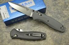 Benchmade 580-2 Barrage Assisted Open Knife w/ G10 Handle & S30V Blade