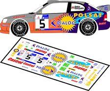 DECALS 1/43 HYUNDAI ACCENT WRC  #15 - KUCHAR - RALLYE DOLNOSLASKI 2001  - D43029
