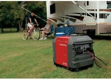 Honda Super Quiet Gasoline Portable Generator With Inverter Eu3000is1a 3000watt