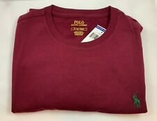 Polo Ralph Lauren Crew Neck T-Shirts (Sizes S/M/L/XL/XXL) Various Colors