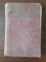 Pollyanna by Eleanor H. Porter, stated 1st Edition, 1913, 1st Impression! L.c.