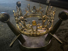 GAME OF THRONES Baratheon Crown Limited Edition HBO Prop Replica (Rare)