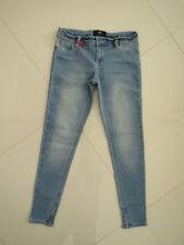 BN Ladies Dotti BLEACH SUPERTUBE Stretch Jeans Size 10